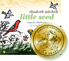Little Seed wins a Parents Gold Award!